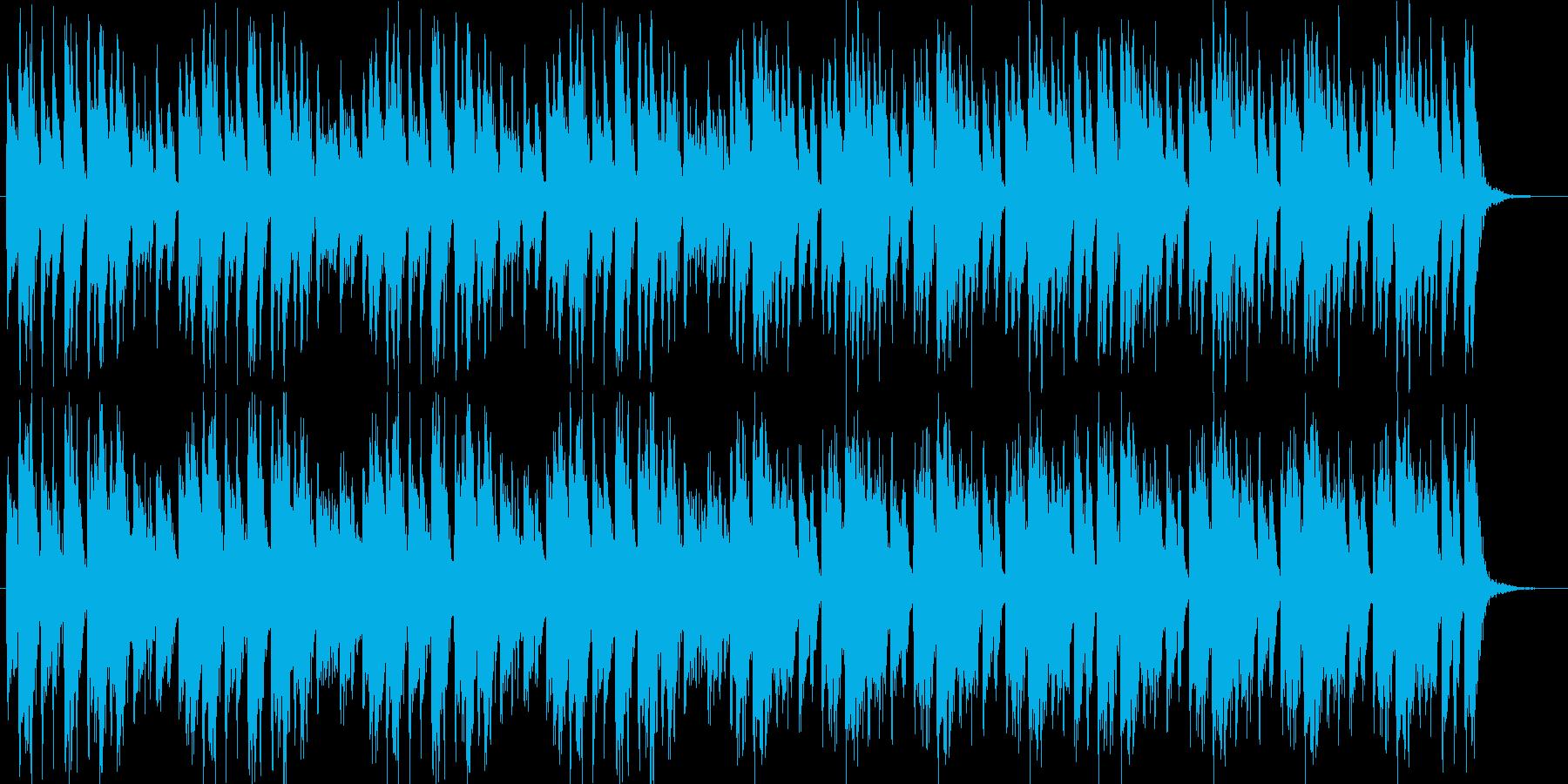 砂漠のイメージの曲です。RPGゲームな…の再生済みの波形