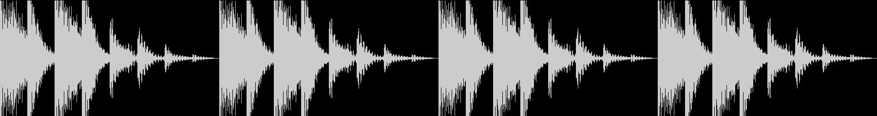 SFX ケミカルなループ 騙し合いの未再生の波形