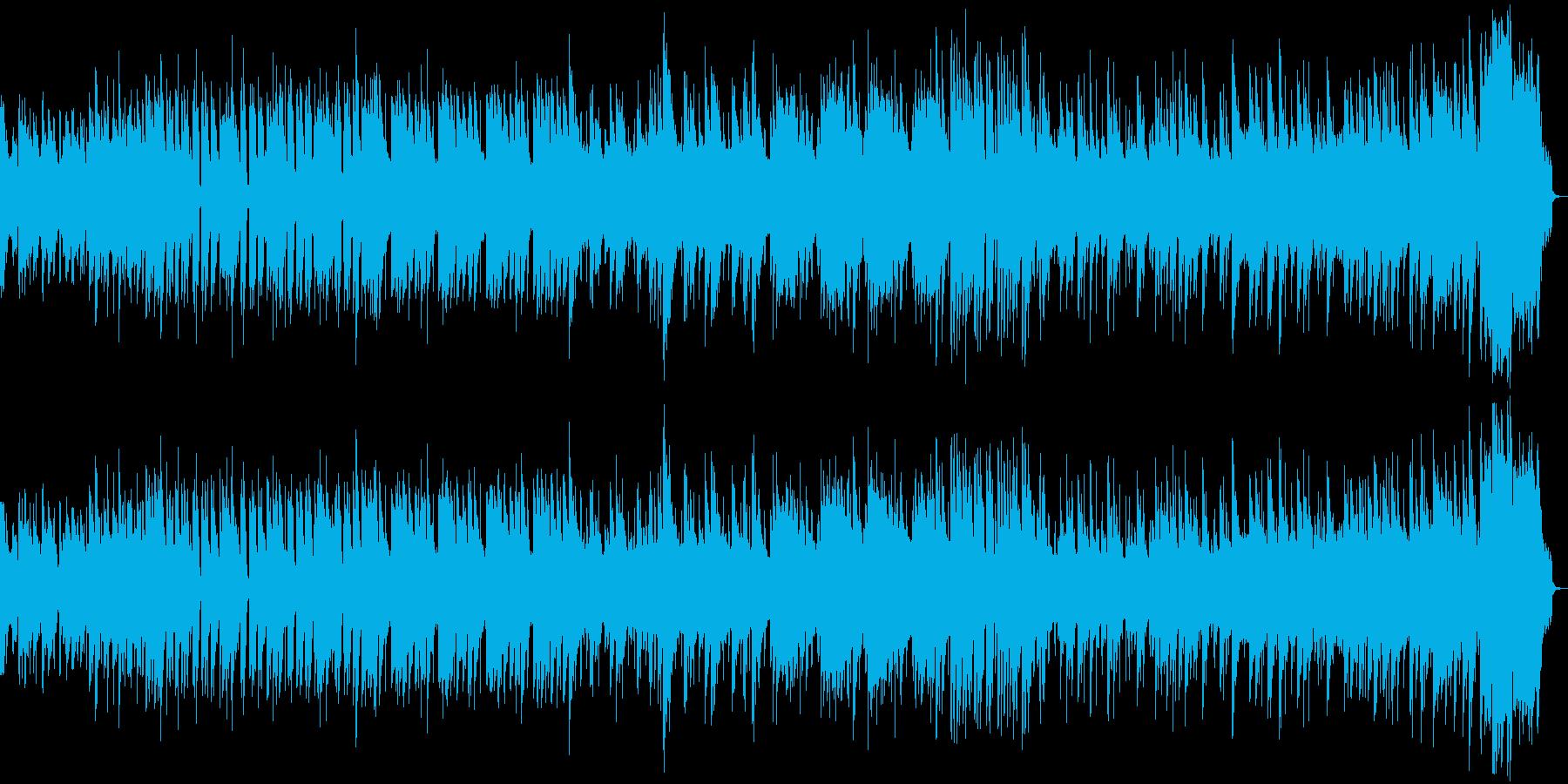 8bit ポップな宇宙 1コーラス版の再生済みの波形