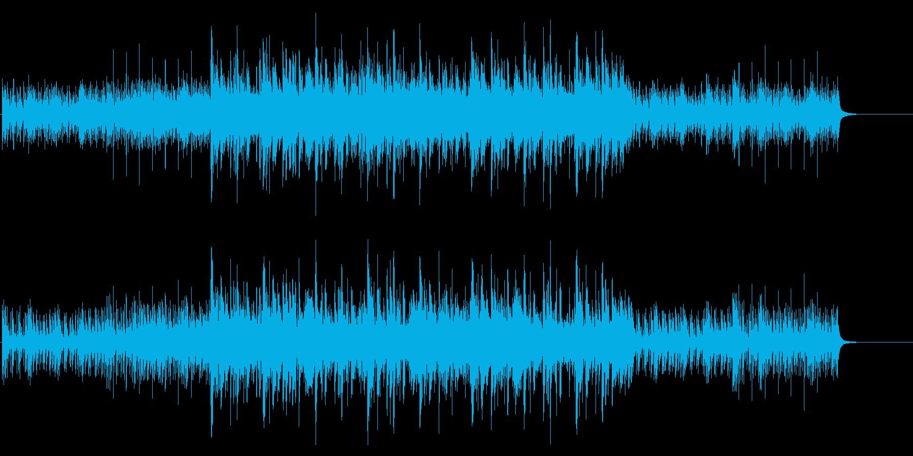 企業VP、CM等アルペジオピアノが印象的の再生済みの波形