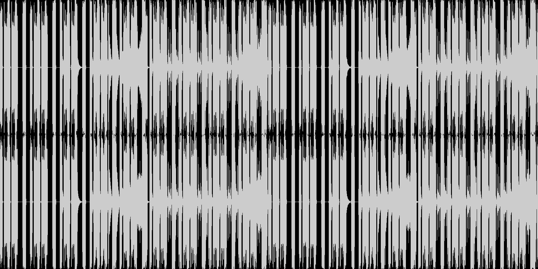 【★ポップ/クイズ/EDM/BGM】の未再生の波形