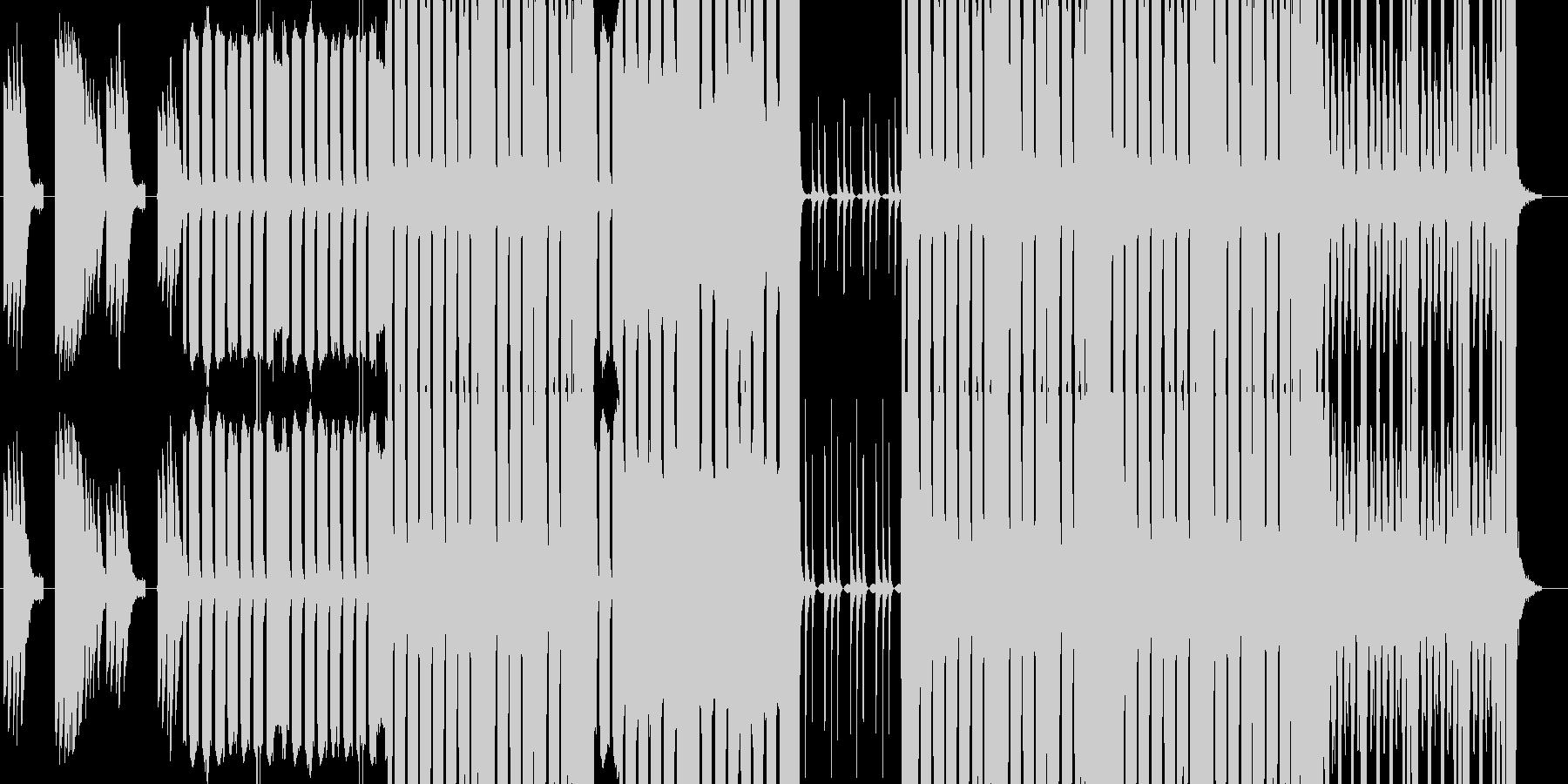 ゲームにて雷系のボスをイメージして作り…の未再生の波形