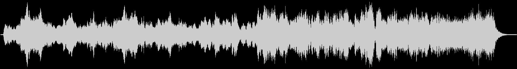 ファンタジーRPGの全滅時の音楽をイメ…の未再生の波形