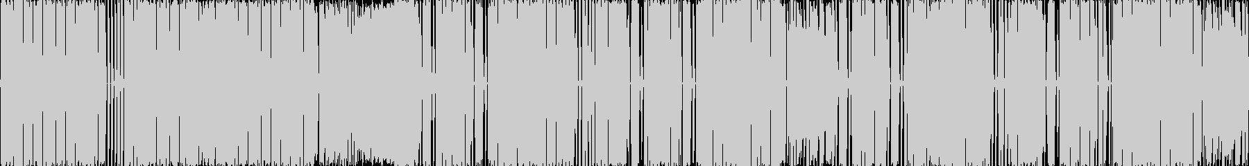 【FMシンセ/ロック/ダブステップ】の未再生の波形
