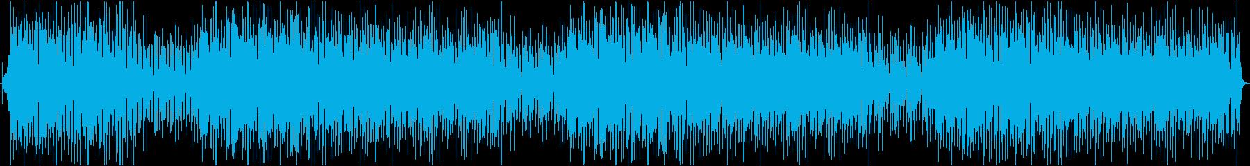 民族楽器、3拍子の明るく軽快なBGMの再生済みの波形