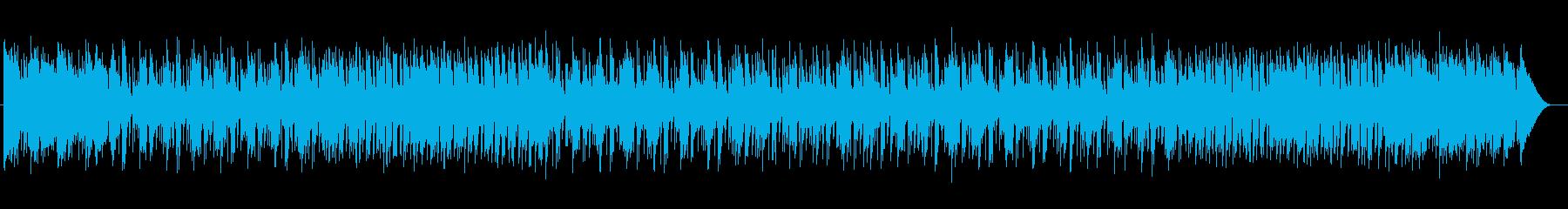 可憐で穏やかで優しいメロディーサウンドの再生済みの波形