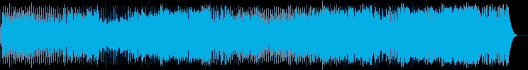 感動的で軽やかなポップ(フルサイズ)の再生済みの波形