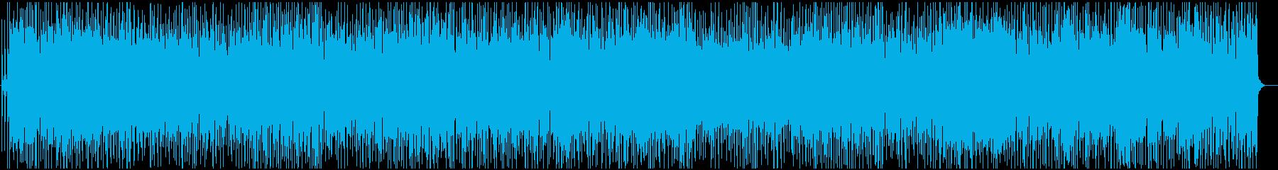 女性シンガー(デュオ)向けラブソングの再生済みの波形