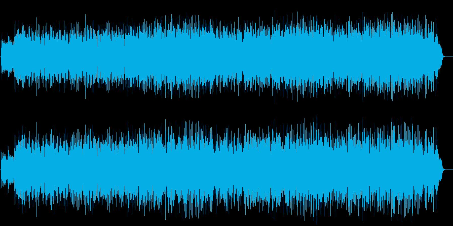 ピアノが華麗で上品なオーケストラポップスの再生済みの波形