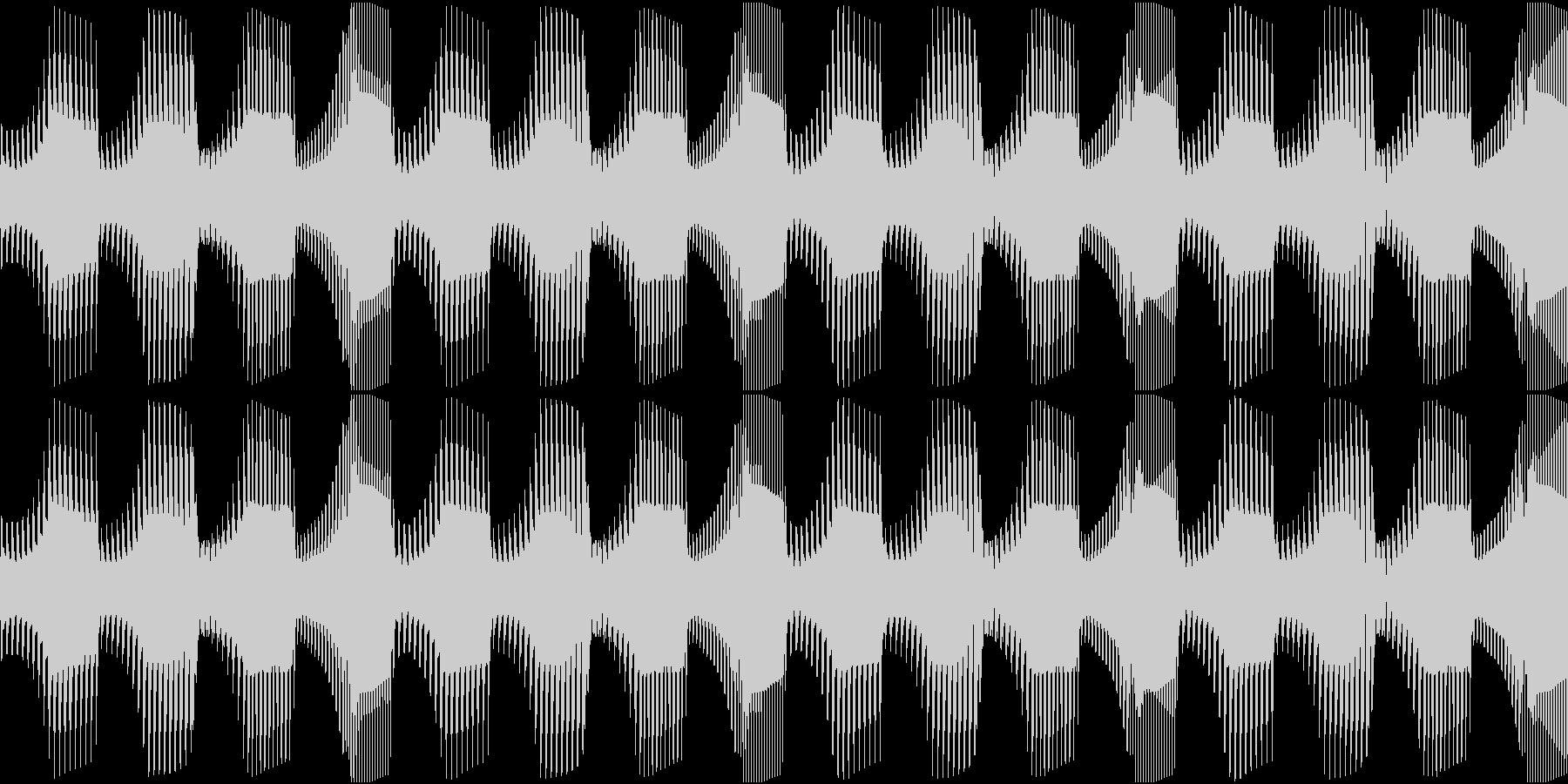 Techno ベース 8 音楽制作用の未再生の波形