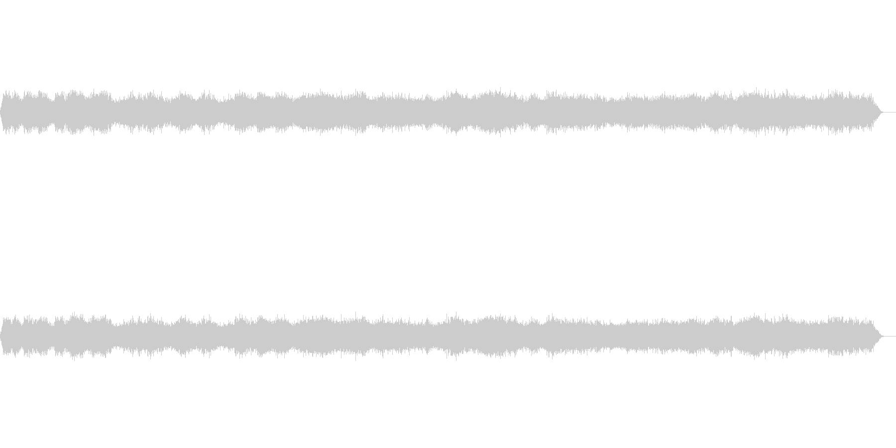 【風 合成 環境01-1】の未再生の波形