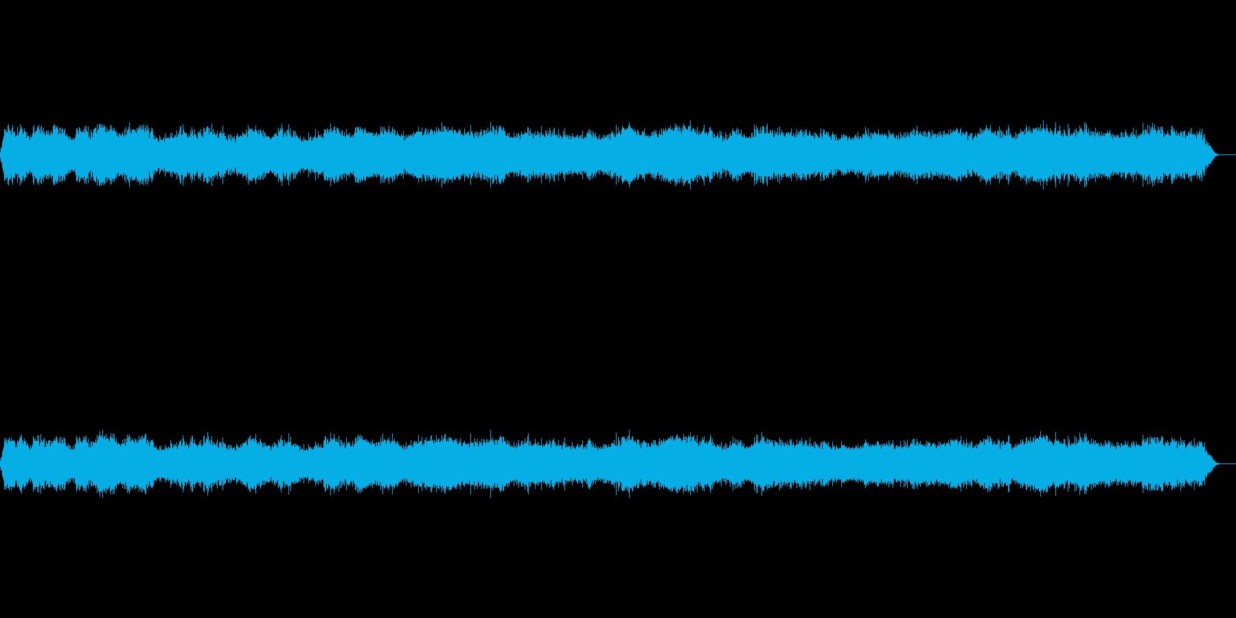 【風 合成 環境01-1】の再生済みの波形
