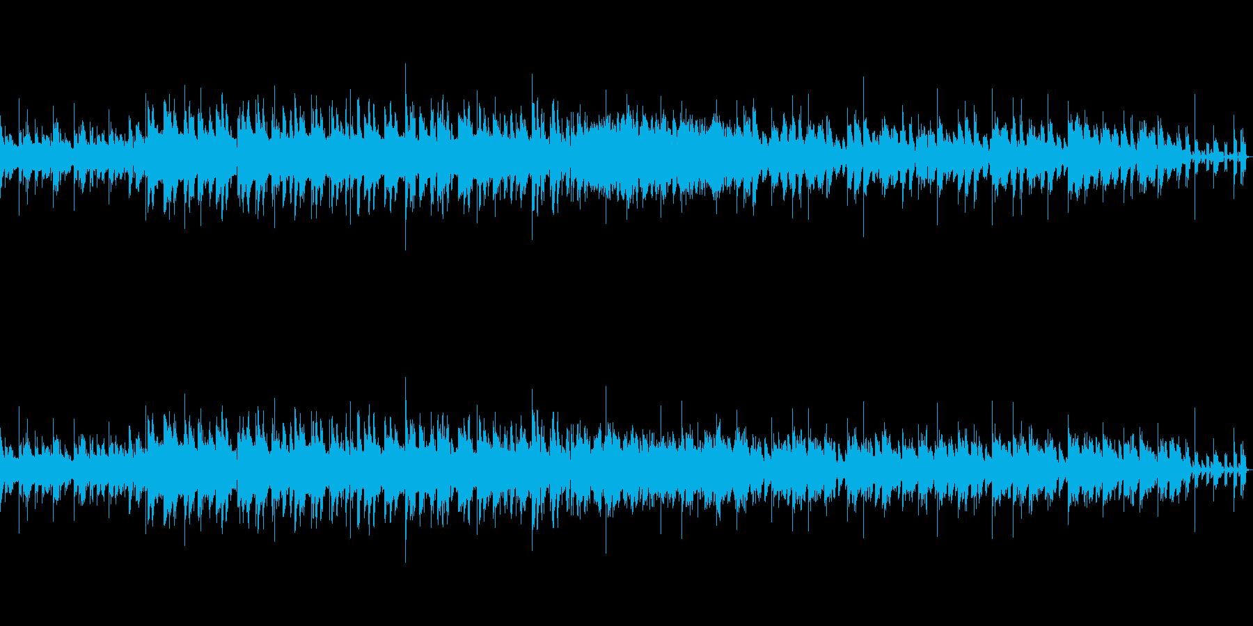 戦国時代をテーマにしたゲームミュージックの再生済みの波形