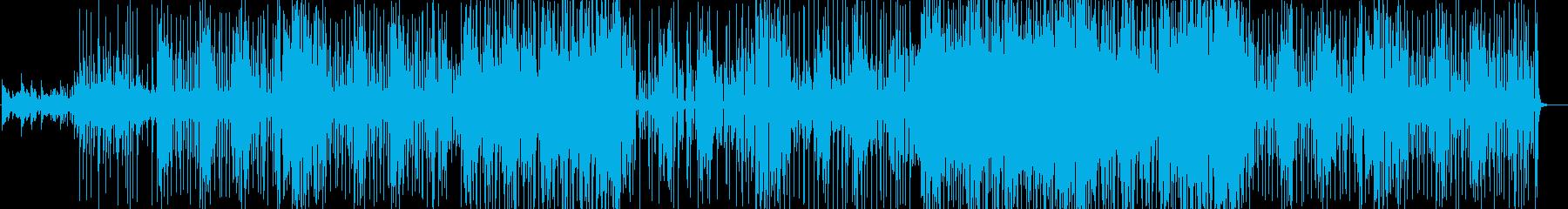 トランペット/エレキギター/フュージョンの再生済みの波形
