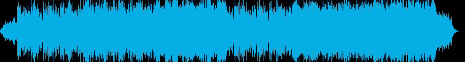 映画音楽、荘厳重厚、映像向け-31の再生済みの波形