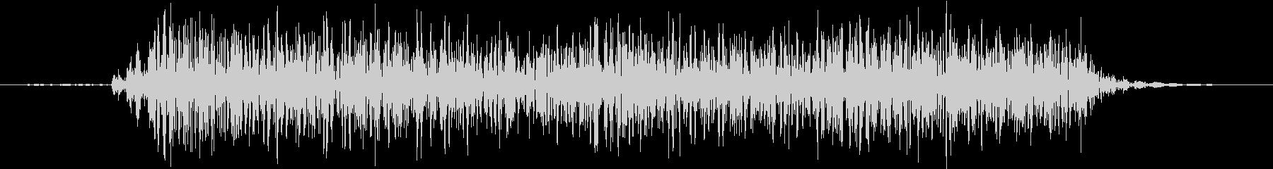 【エレキ ギター】クリーン ジャカジャカの未再生の波形