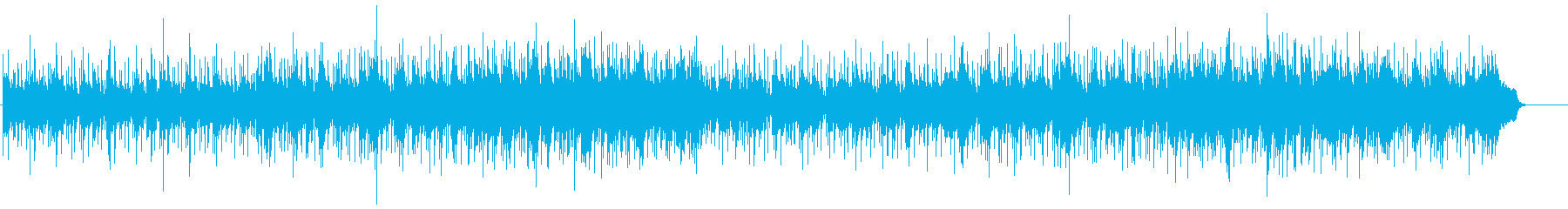 オシャレ感覚の天然色ポップスの再生済みの波形