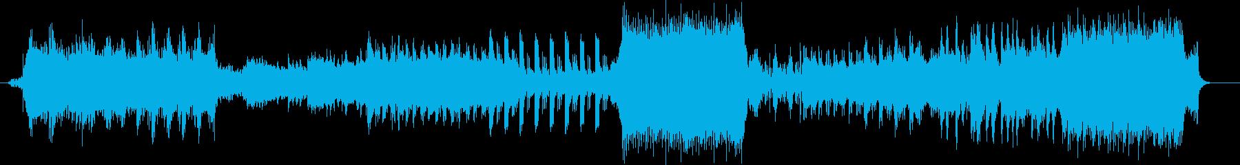 SFオーケストラの再生済みの波形