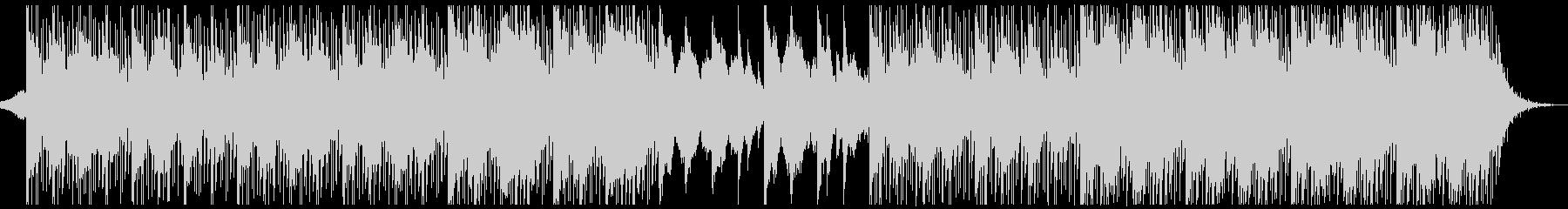 躍動感,オシャレCM、ドラム無バージョンの未再生の波形