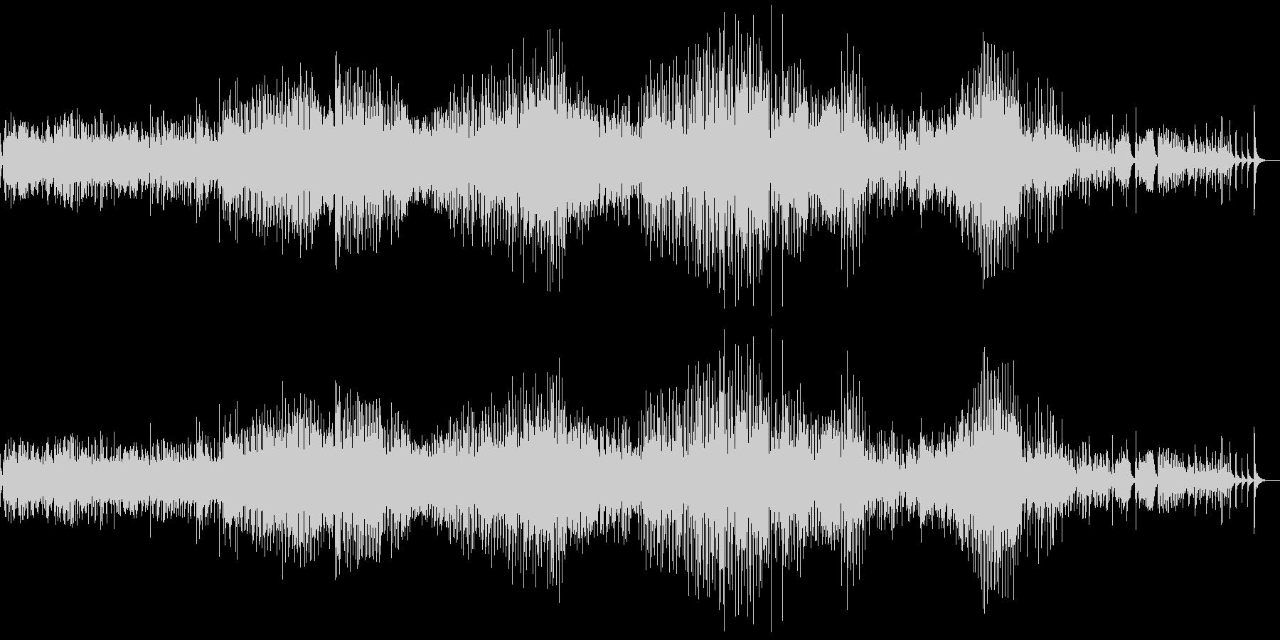 正月 琴 ソロ 和風 春 日本風の未再生の波形
