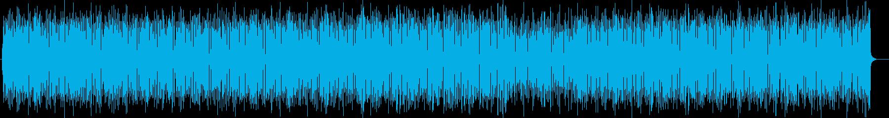 疾走感ある軽快なトランペットポップスの再生済みの波形