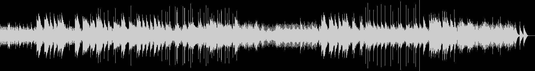 ホラー 短調のクラシック3(オルゴール)の未再生の波形
