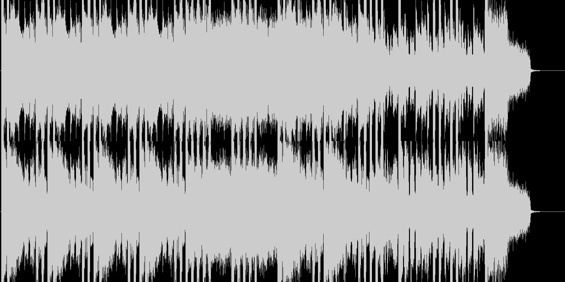 DubStep&ブラス&ギターのハードなの未再生の波形