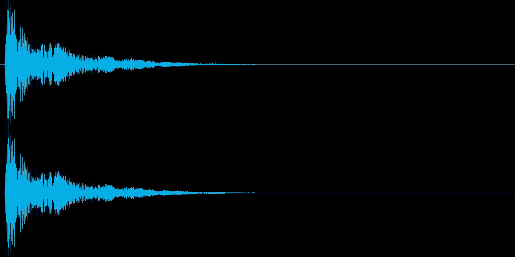 キュワキュワ…↑(水蒸気、雲、浮かぶ)の再生済みの波形