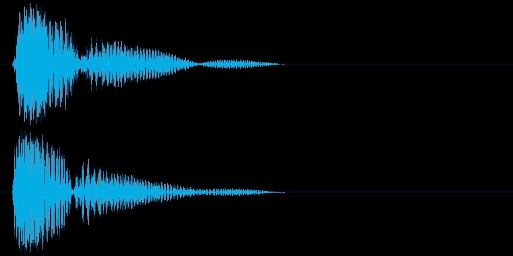 184_通り過ぎるの再生済みの波形