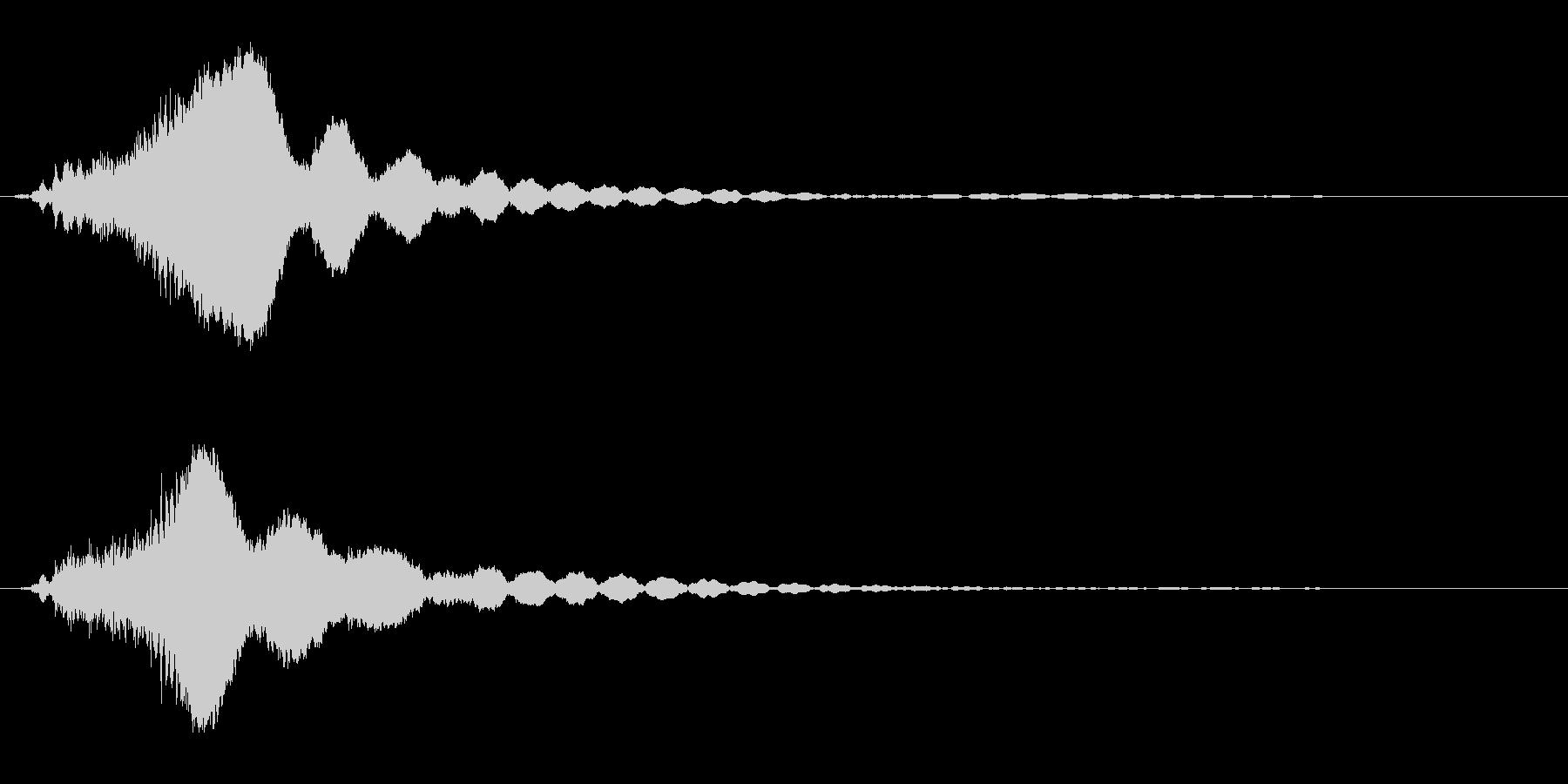 キラキラ☆ピキーン(星の輝き 魔法)10の未再生の波形