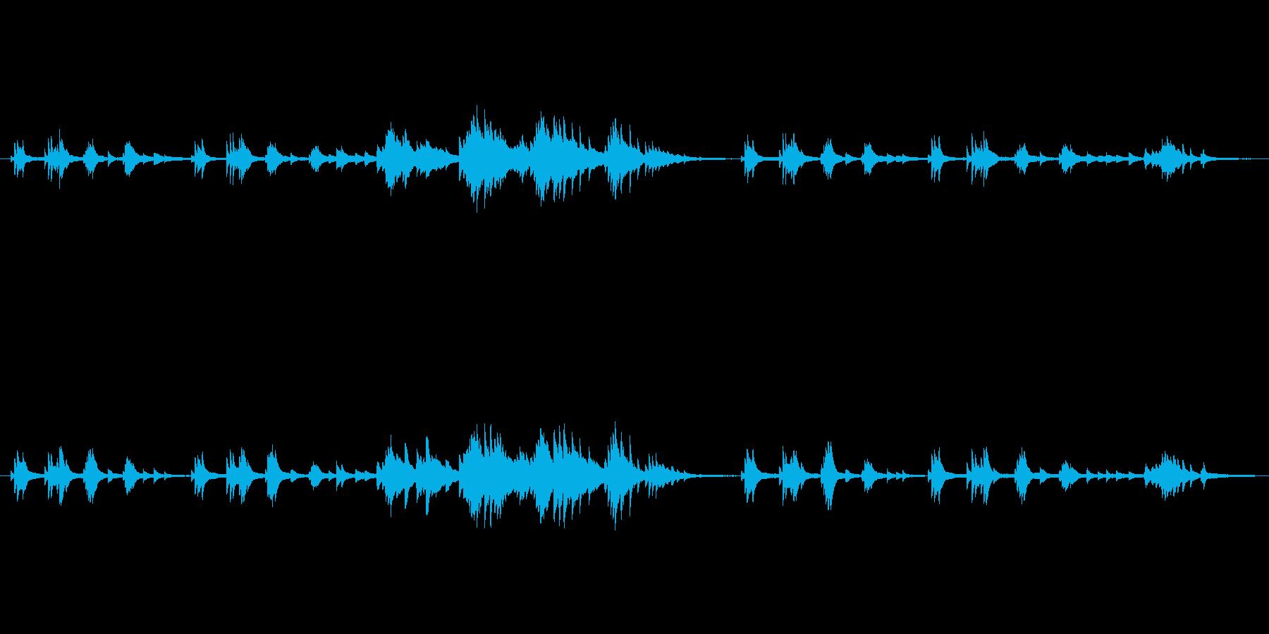 ・静かなピアノソロ曲です。・アニメやゲ…の再生済みの波形