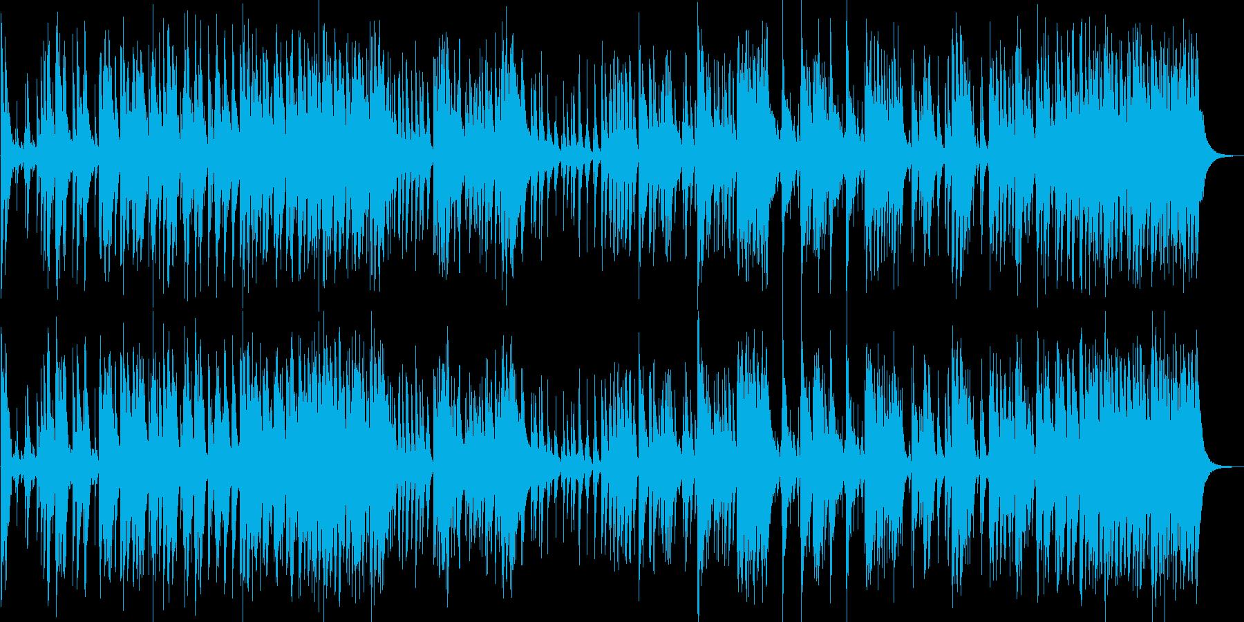 日本伝統音楽3(和太鼓)の再生済みの波形