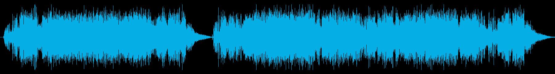 ビリビリ!電気 電磁波 パルス 火花 2の再生済みの波形