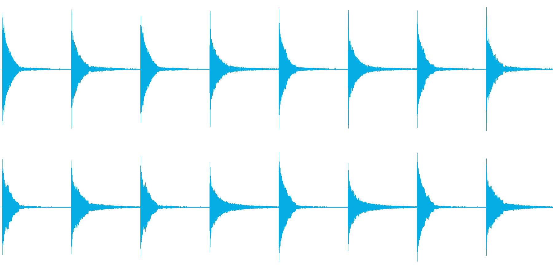考える/シンキングタイム/マレットの再生済みの波形