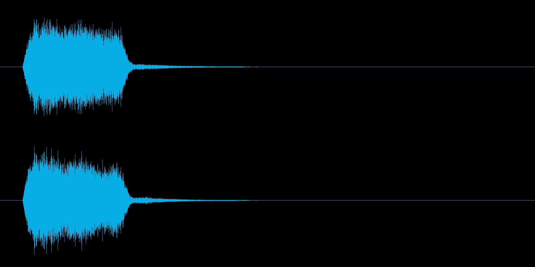 チャージ_m0226の再生済みの波形