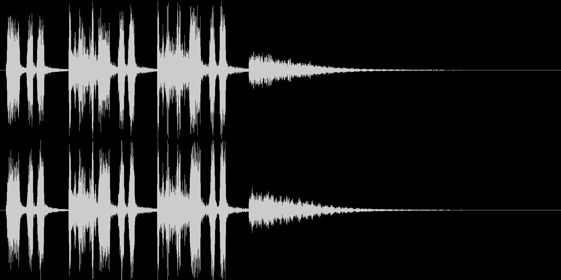 ファンタジーなシンセ・泡の音などの未再生の波形