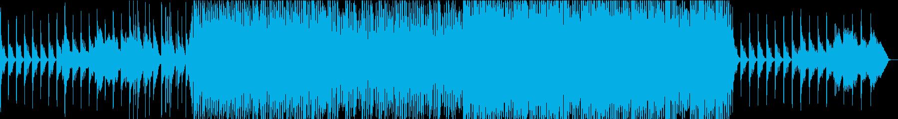 雪/キラキラ/ハウス/ピアノ/きれいの再生済みの波形