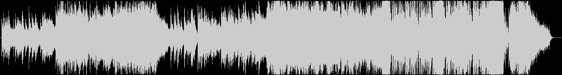 琴の音が印象的な日本的で和風なBGMv2の未再生の波形