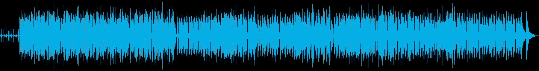 奇術師に合うBGMの再生済みの波形