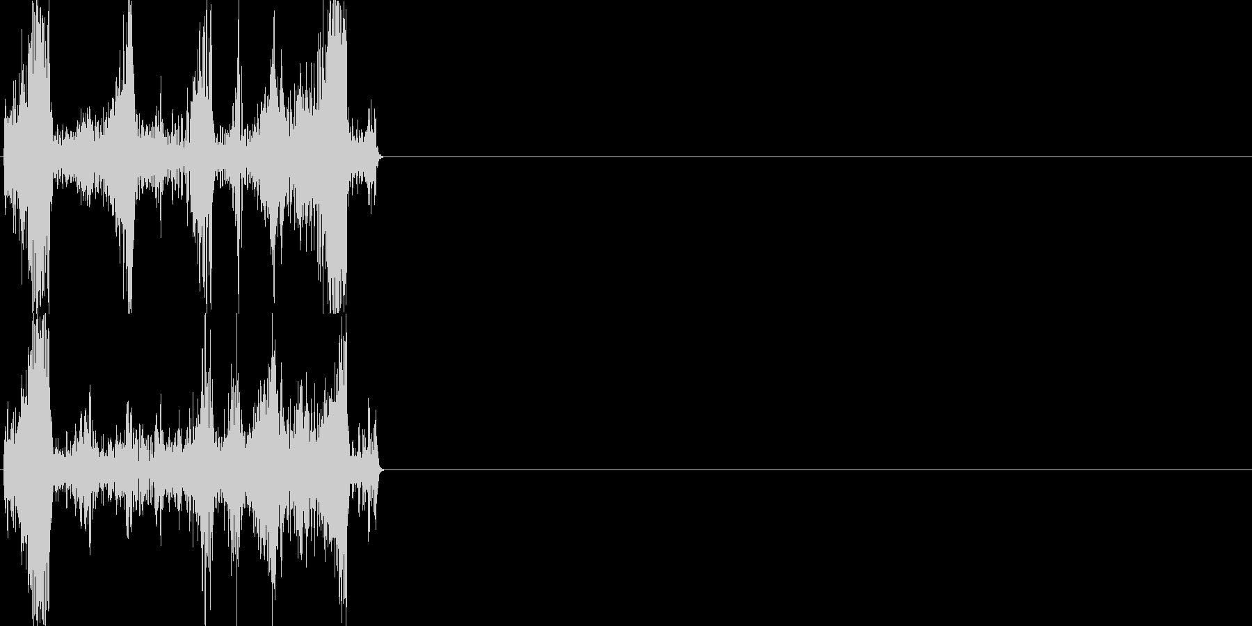 巻き戻し音01_シンセの未再生の波形