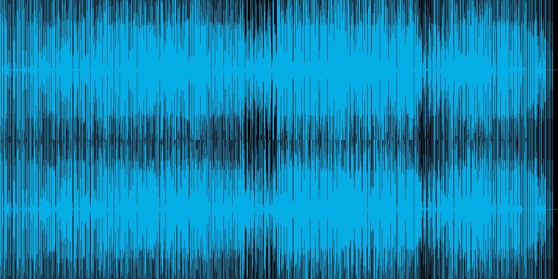 エレクトロニカbreakbeatsの再生済みの波形