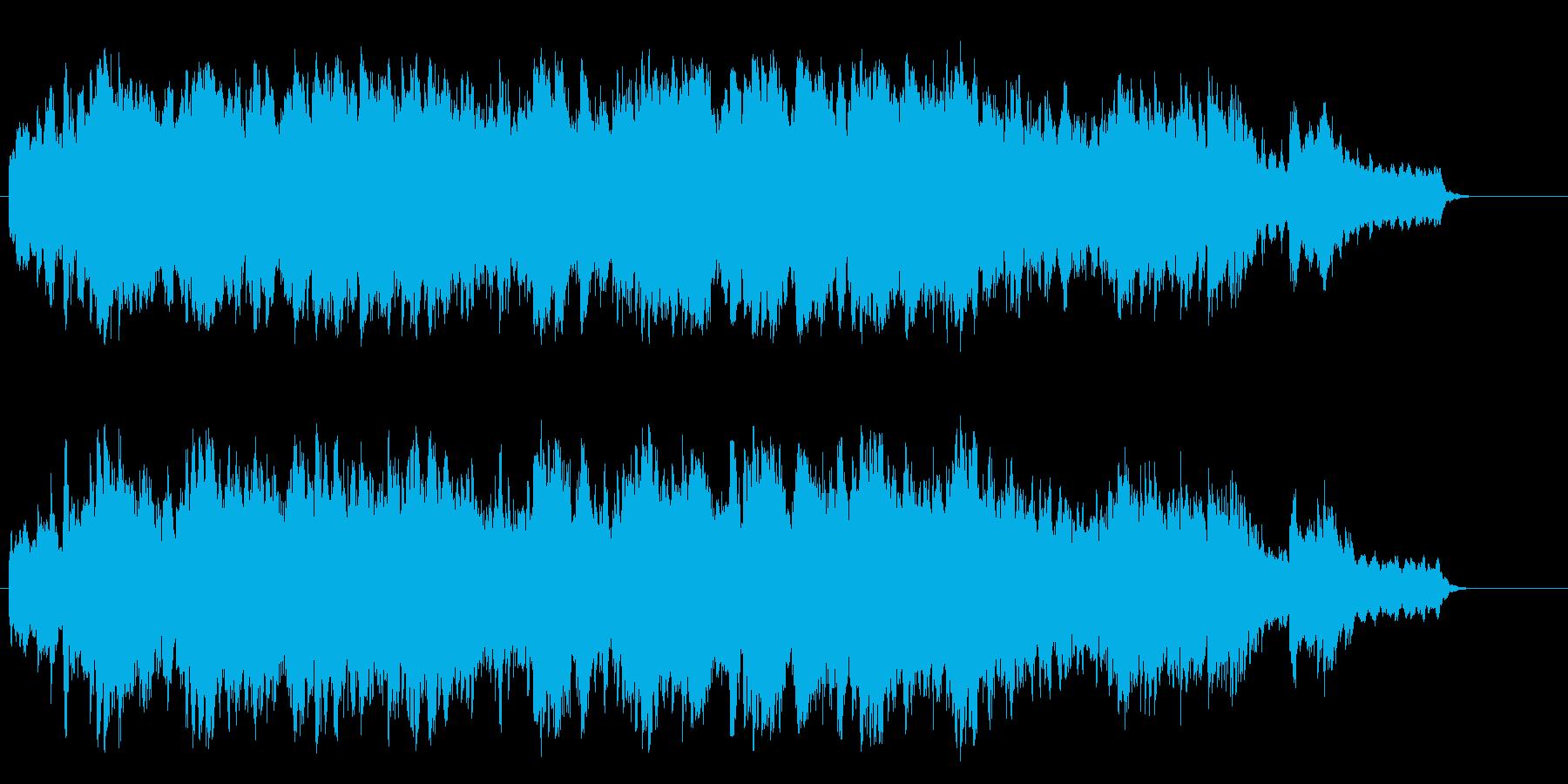 ブライダル さわやか 自然 ゆったりの再生済みの波形