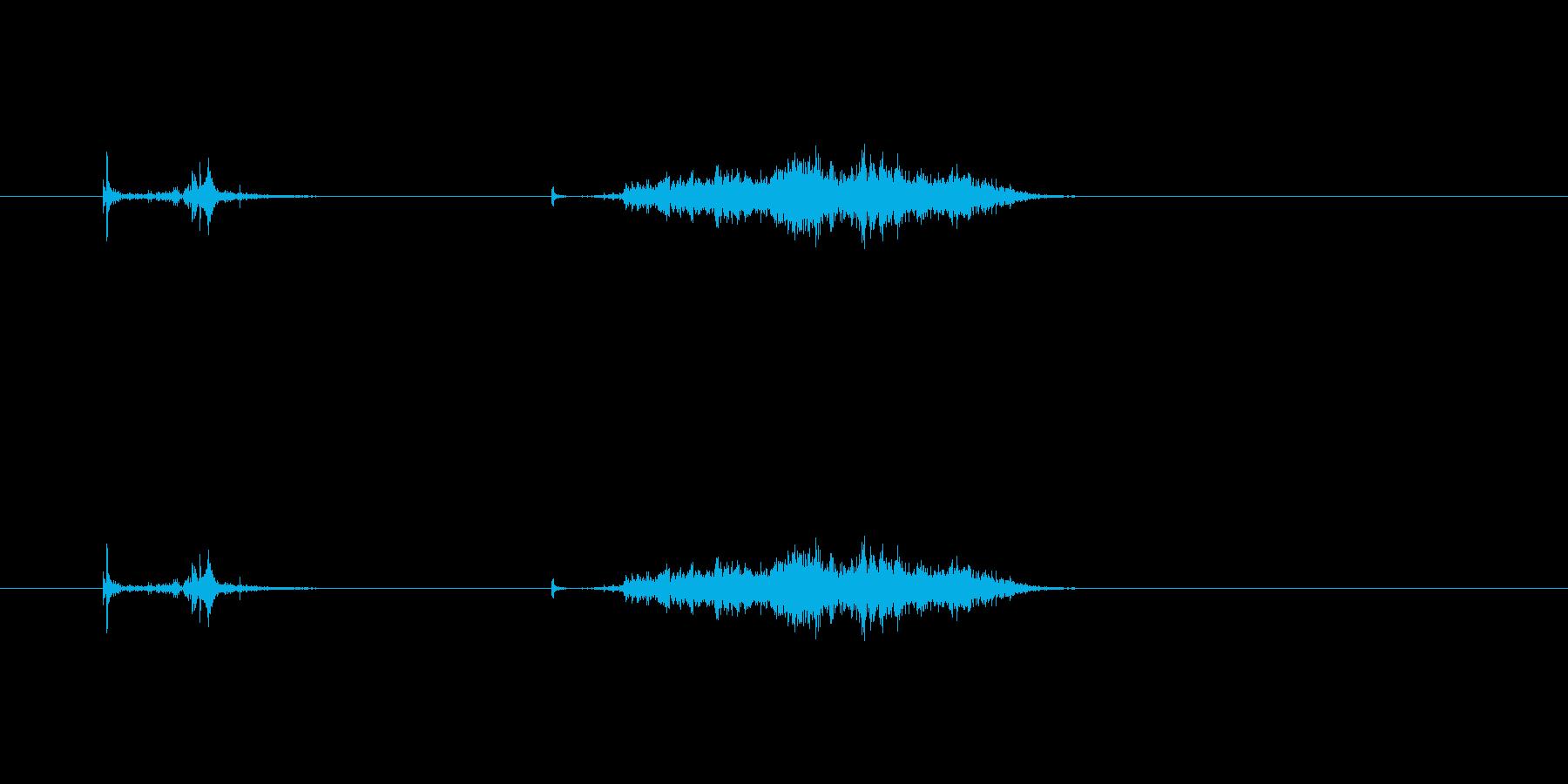 【カッター02-6(切る 段ボール)】の再生済みの波形