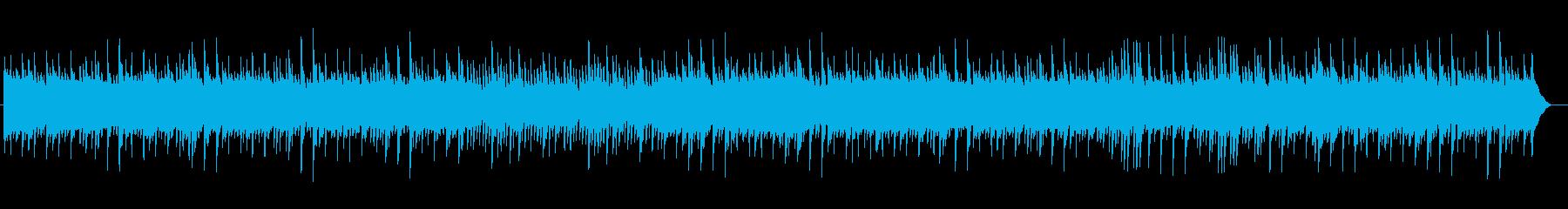 シンプルで切ないアコギバラードサウンドの再生済みの波形