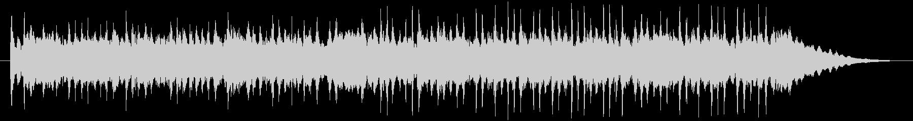 アコギメインのほのぼの曲の未再生の波形