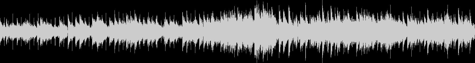 ジャズ調のバラードBGM (ループ仕様)の未再生の波形