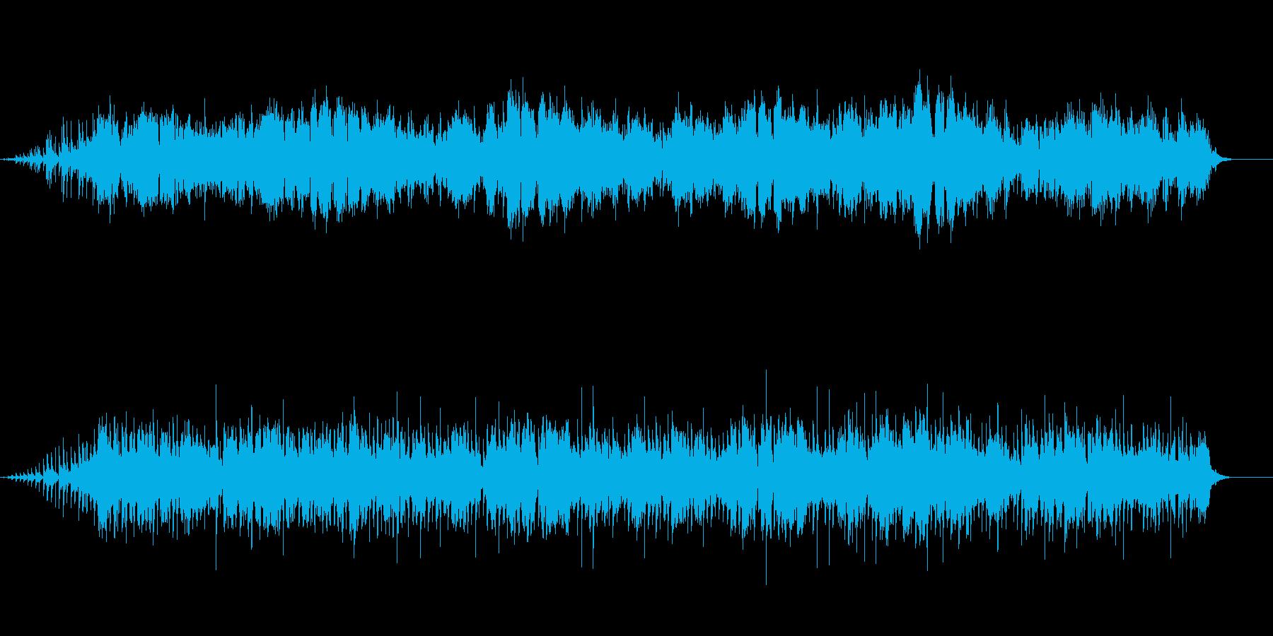日本的な曲をモダン風にアレンジの再生済みの波形