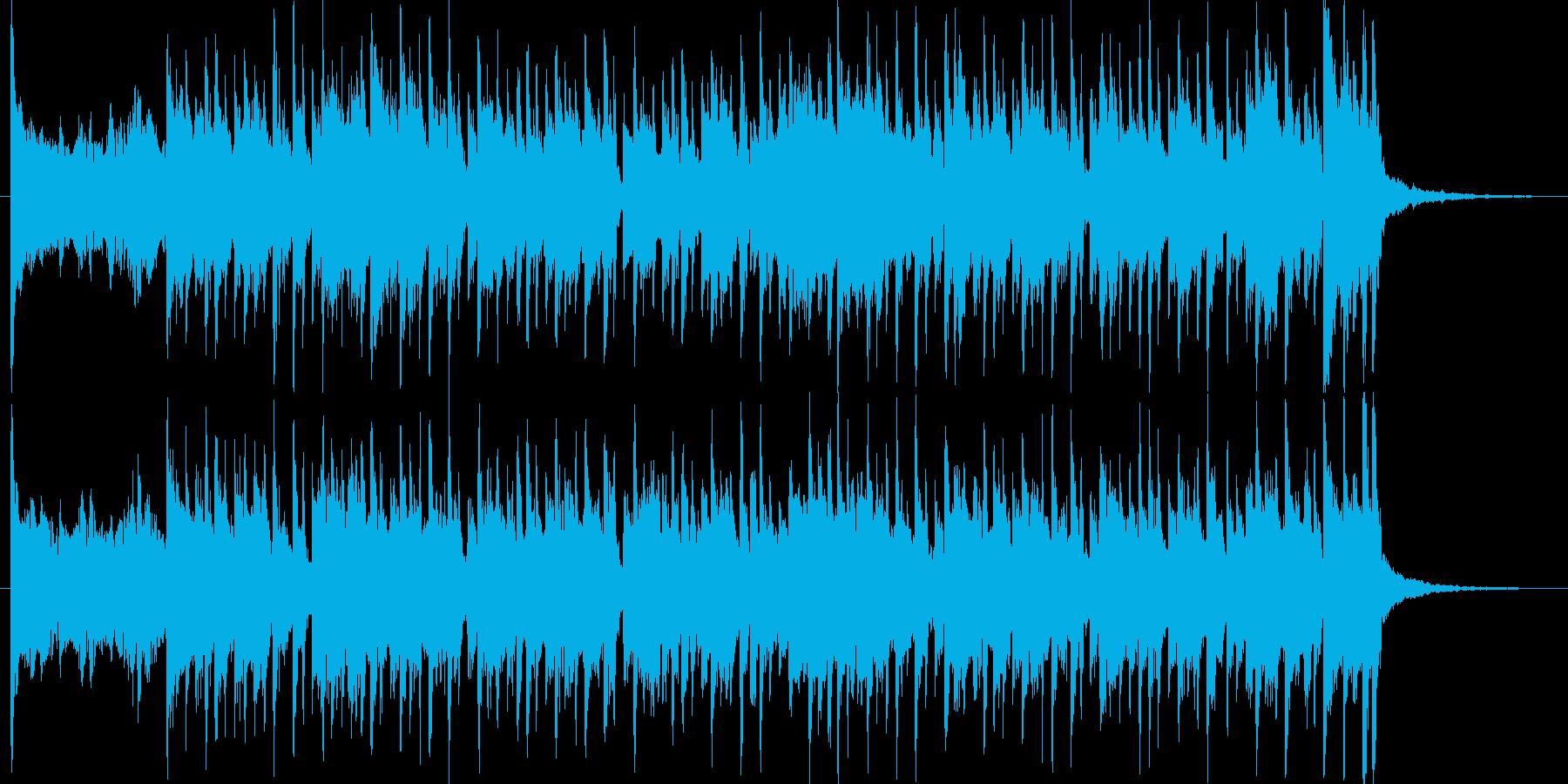 ルーズソックスの再生済みの波形