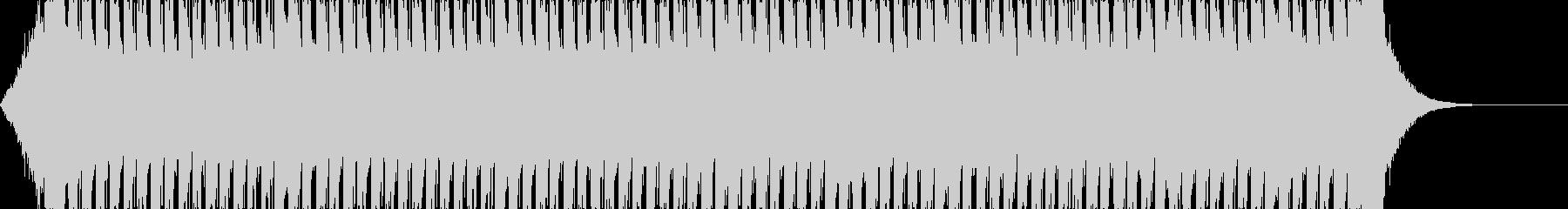 ぶっといベースが決め手のEDMの未再生の波形