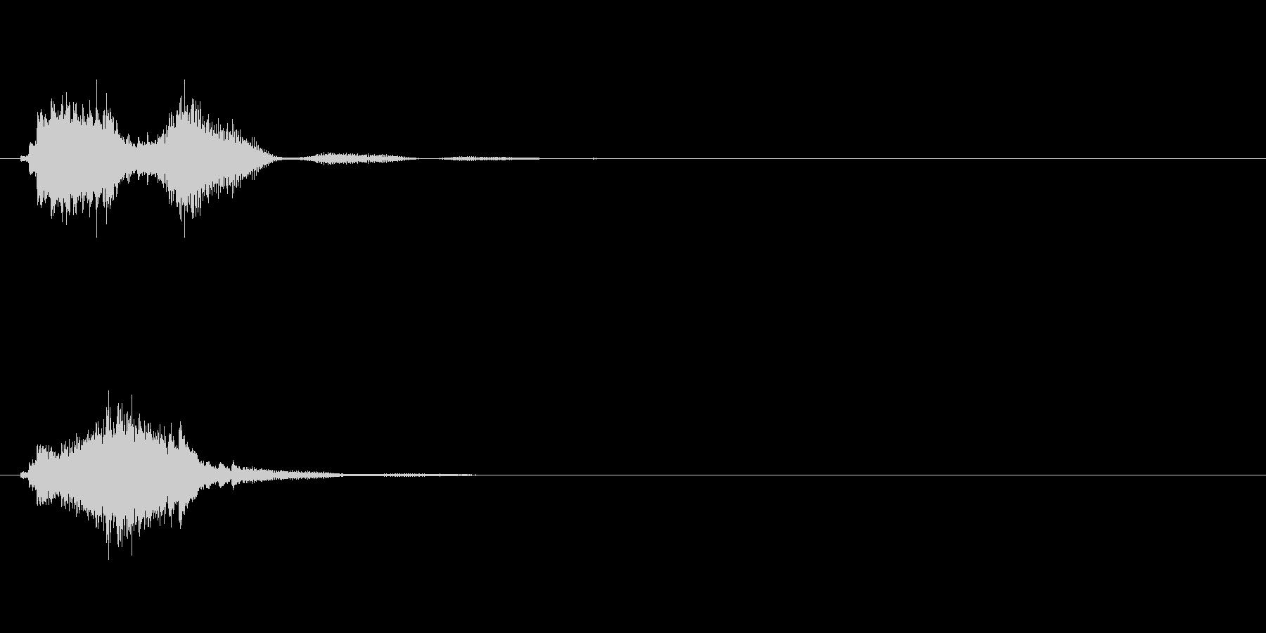 キラキラ系_076の未再生の波形